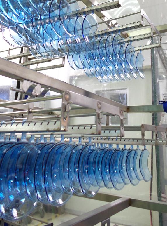 Lens rack