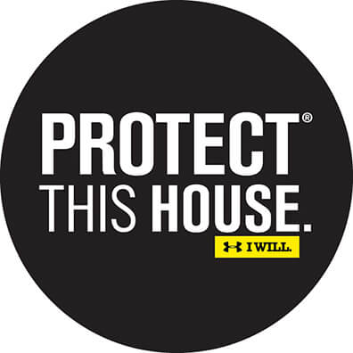 """Protect this house"" Under Armour"